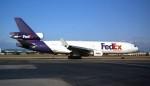 ハミングバードさんが、名古屋飛行場で撮影したフェデックス・エクスプレス MD-11Fの航空フォト(写真)