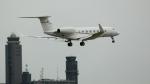 raichanさんが、成田国際空港で撮影した不明 Private owner G650 (G-VI)の航空フォト(写真)