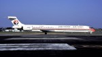 ハミングバードさんが、名古屋飛行場で撮影した中国東方航空 MD-90-30の航空フォト(写真)
