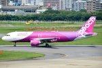 rYo1007さんが、福岡空港で撮影したピーチ A320-214の航空フォト(写真)