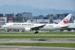 rYo1007さんが、福岡空港で撮影した日本航空 767-346/ERの航空フォト(写真)