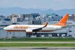 rYo1007さんが、福岡空港で撮影したチェジュ航空 737-8ASの航空フォト(写真)