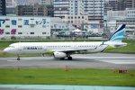 rYo1007さんが、福岡空港で撮影したエアプサン A321-231の航空フォト(写真)