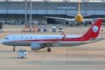 shining star ✈さんが、関西国際空港で撮影した四川航空 A320-214の航空フォト(写真)