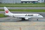 rYo1007さんが、福岡空港で撮影したジェイ・エア ERJ-170-100 (ERJ-170STD)の航空フォト(写真)
