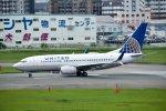 rYo1007さんが、福岡空港で撮影したユナイテッド航空 737-724の航空フォト(写真)