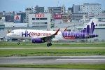 rYo1007さんが、福岡空港で撮影した香港エクスプレス A320-232の航空フォト(写真)