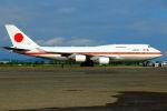 ハネヨンさんが、千歳基地で撮影した航空自衛隊 747-47Cの航空フォト(写真)
