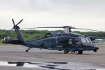 空の旅人さんが、千歳基地で撮影した航空自衛隊 UH-60Jの航空フォト(写真)