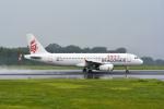 Gambardierさんが、岡山空港で撮影したキャセイドラゴン A320-232の航空フォト(写真)