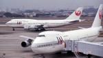 ハミングバードさんが、伊丹空港で撮影した日本航空 747-146の航空フォト(写真)