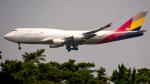 coolinsjpさんが、仁川国際空港で撮影したアシアナ航空 747-48EM(BDSF)の航空フォト(写真)
