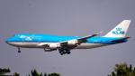coolinsjpさんが、仁川国際空港で撮影したKLMオランダ航空 747-406Mの航空フォト(写真)