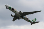 kageさんが、福岡空港で撮影したエバー航空 A330-302Xの航空フォト(写真)