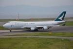 SKY☆101さんが、関西国際空港で撮影したキャセイパシフィック航空 747-467F/ER/SCDの航空フォト(写真)