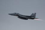 かずまっくすさんが、千歳基地で撮影した航空自衛隊 F-15DJ Eagleの航空フォト(写真)