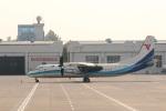 xingyeさんが、洛陽北郊空港で撮影した中国民用航空飛行学院 MA60の航空フォト(写真)