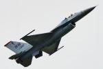 comdigimaniaさんが、千歳基地で撮影したアメリカ空軍 F-16CM-50-CF Fighting Falconの航空フォト(写真)
