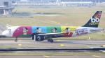 誘喜さんが、クアラルンプール国際空港で撮影したエアアジア A320-214の航空フォト(写真)
