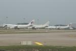 やまっちさんが、クアラルンプール国際空港で撮影したマレーシア航空 747-4H6F/SCDの航空フォト(写真)