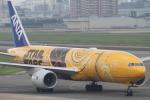 NAC 稜大さんが、福岡空港で撮影した全日空 777-281/ERの航空フォト(写真)