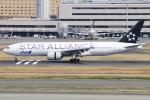 NAC 稜大さんが、羽田空港で撮影した全日空 777-281の航空フォト(写真)