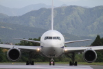 NAC 稜大さんが、熊本空港で撮影した全日空 767-381/ERの航空フォト(写真)