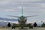 NAC 稜大さんが、熊本空港で撮影したエアソウル A321-231の航空フォト(写真)