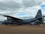 リックさんが、フェアフォード空軍基地で撮影したイスラエル空軍 C-130J-30の航空フォト(写真)