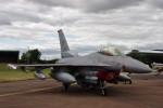 リックさんが、フェアフォード空軍基地で撮影したアメリカ空軍 F-16C Fighting Falconの航空フォト(写真)