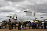 リックさんが、フェアフォード空軍基地で撮影したオーストラリア空軍 737-7ES Wedgetailの航空フォト(写真)