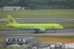 meijeanさんが、成田国際空港で撮影したS7航空 A320-214の航空フォト(写真)