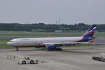 fortnumさんが、成田国際空港で撮影したアエロフロート・ロシア航空 A330-343Xの航空フォト(写真)