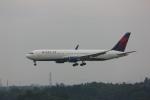 meijeanさんが、成田国際空港で撮影したデルタ航空 767-332/ERの航空フォト(写真)
