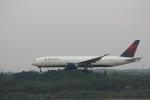 meijeanさんが、成田国際空港で撮影したデルタ航空 777-232/LRの航空フォト(写真)