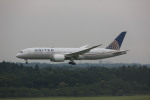 meijeanさんが、成田国際空港で撮影したユナイテッド航空 787-8 Dreamlinerの航空フォト(写真)