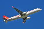 Orange linerさんが、成田国際空港で撮影したトランスアジア航空 A321-231の航空フォト(写真)