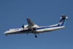 hachiさんが、新千歳空港で撮影したANAウイングス DHC-8-402Q Dash 8の航空フォト(写真)
