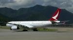BARCAさんが、香港国際空港で撮影した香港ドラゴン航空 A330-342の航空フォト(写真)