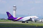 kitayocchiさんが、新千歳空港で撮影したタイ国際航空 747-4D7の航空フォト(写真)