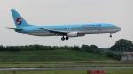 raichanさんが、成田国際空港で撮影した大韓航空 737-9B5の航空フォト(写真)