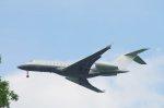 kitayocchiさんが、新千歳空港で撮影したウェルズ・ファーゴ・バンク・ノースウェスト BD-700-1A11 Global 5000の航空フォト(写真)