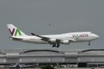 いもや太郎さんが、スワンナプーム国際空港で撮影したワモス・エア 747-419の航空フォト(写真)