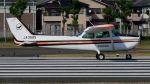 航空見聞録さんが、八尾空港で撮影した中日本航空 172P Skyhawkの航空フォト(写真)