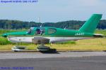Chofu Spotter Ariaさんが、龍ヶ崎飛行場で撮影した日本個人所有 TB-200 Tobago XLの航空フォト(写真)