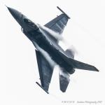 michioさんが、千歳基地で撮影したアメリカ空軍 F-16CM-50-CF Fighting Falconの航空フォト(写真)