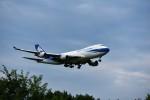 おかめさんが、成田国際空港で撮影した日本貨物航空 747-4KZF/SCDの航空フォト(写真)