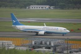 meijeanさんが、成田国際空港で撮影した厦門航空 737-85Cの航空フォト(写真)