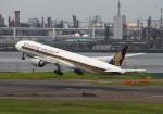 LOTUSさんが、羽田空港で撮影したシンガポール航空 777-312/ERの航空フォト(写真)