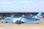 安芸あすかさんが、ブリュッセル国際空港で撮影したトゥイ・エアラインズ・ベルギー 767-304/ERの航空フォト(写真)
